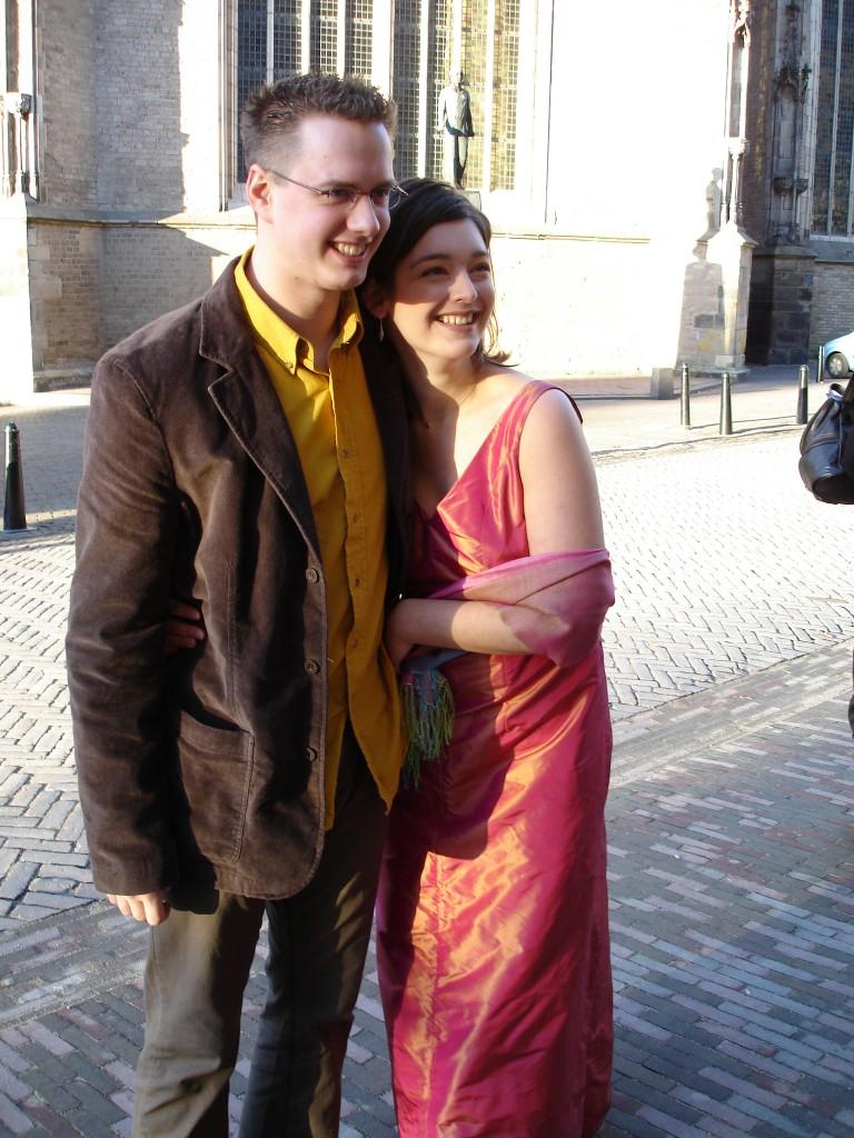 Bruiloft 2005